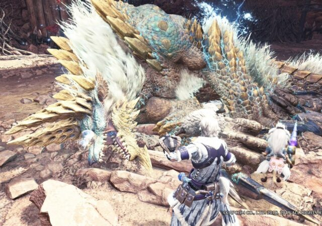Monster Hunter Rise - Monster Hunter Break