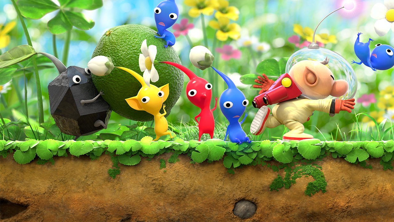 Pikmin - Pikmin 3 Deluxe