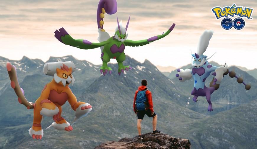 Pokémon GO - Totem et Avatar