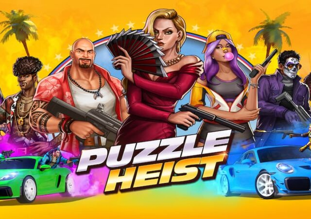 Puzzle Heist titre