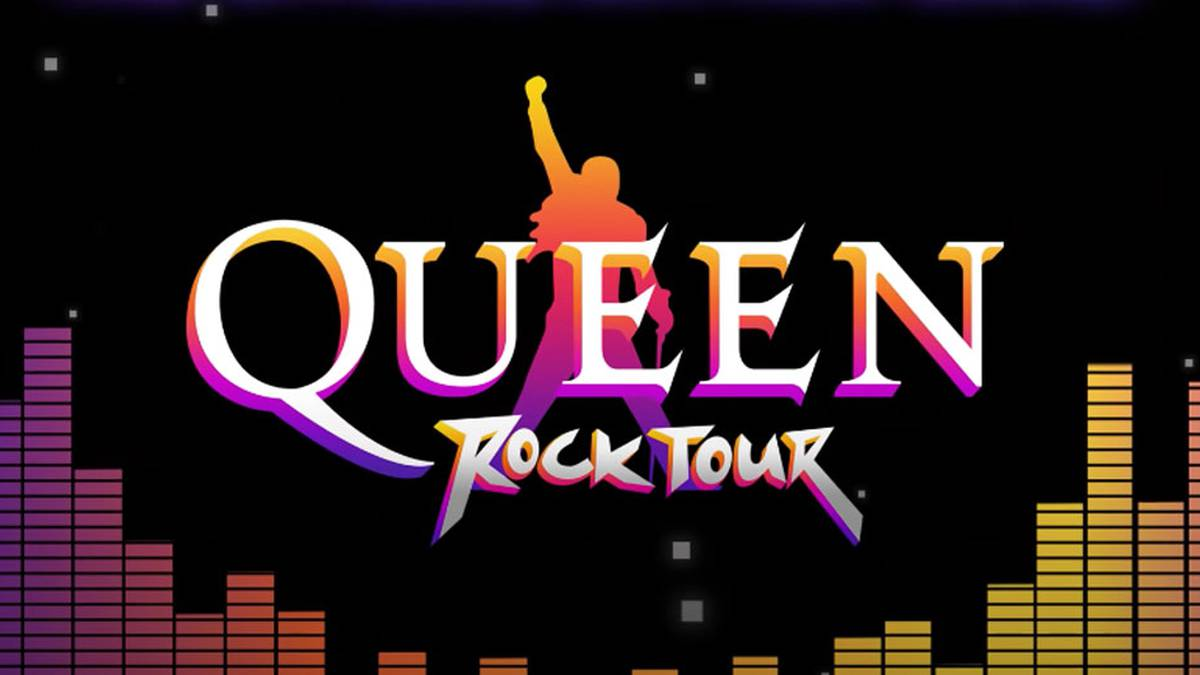 Queen: Rock Tour logo