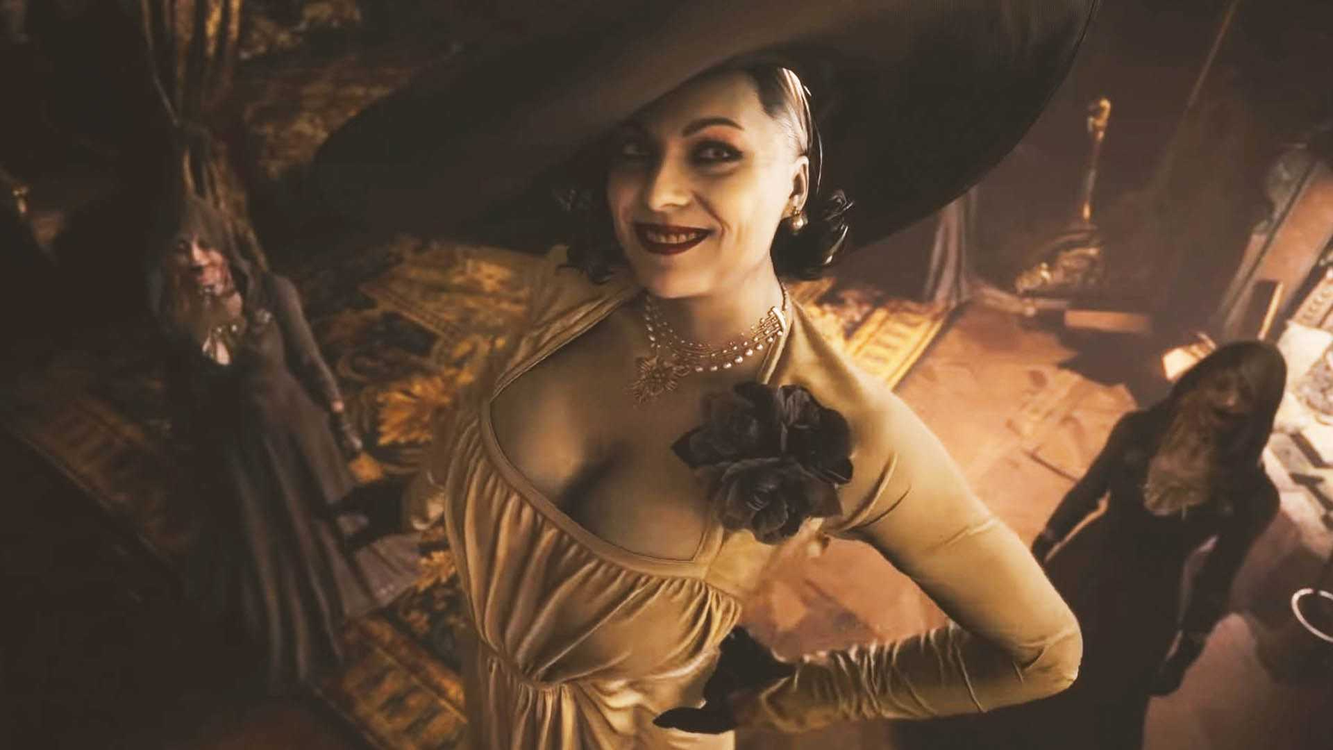 Resident Evil: Village Lady Dimitrescu