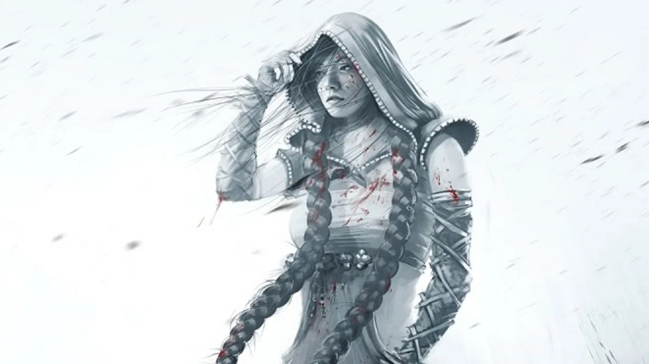 Shadow Tactics personnage