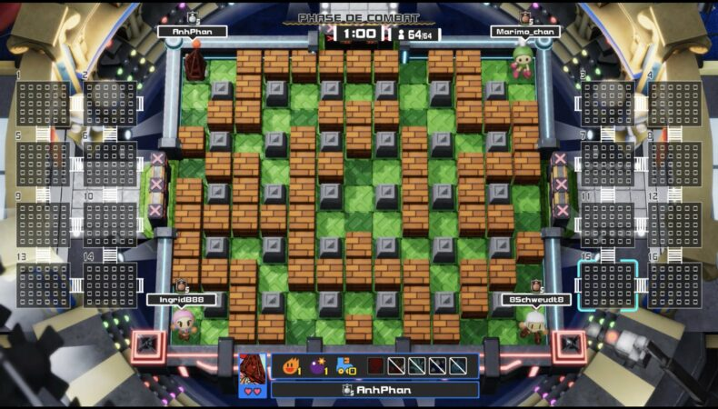 Super Bomberman R Online gameplay