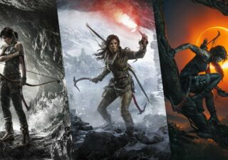 tomb raider survivor trilogy arts