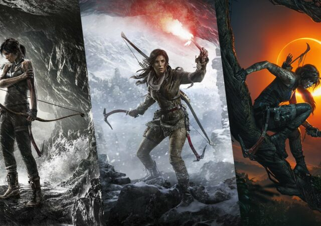 tomb raider survivor trilogy arts