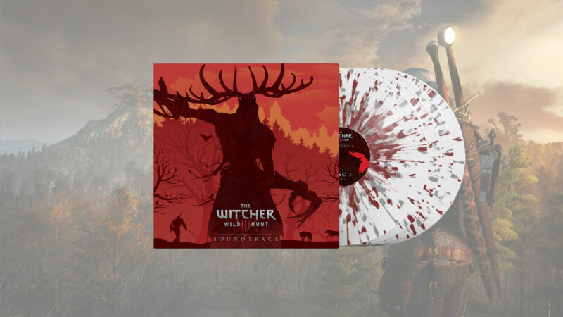 The Witcher 3 vinyle collector Fnac
