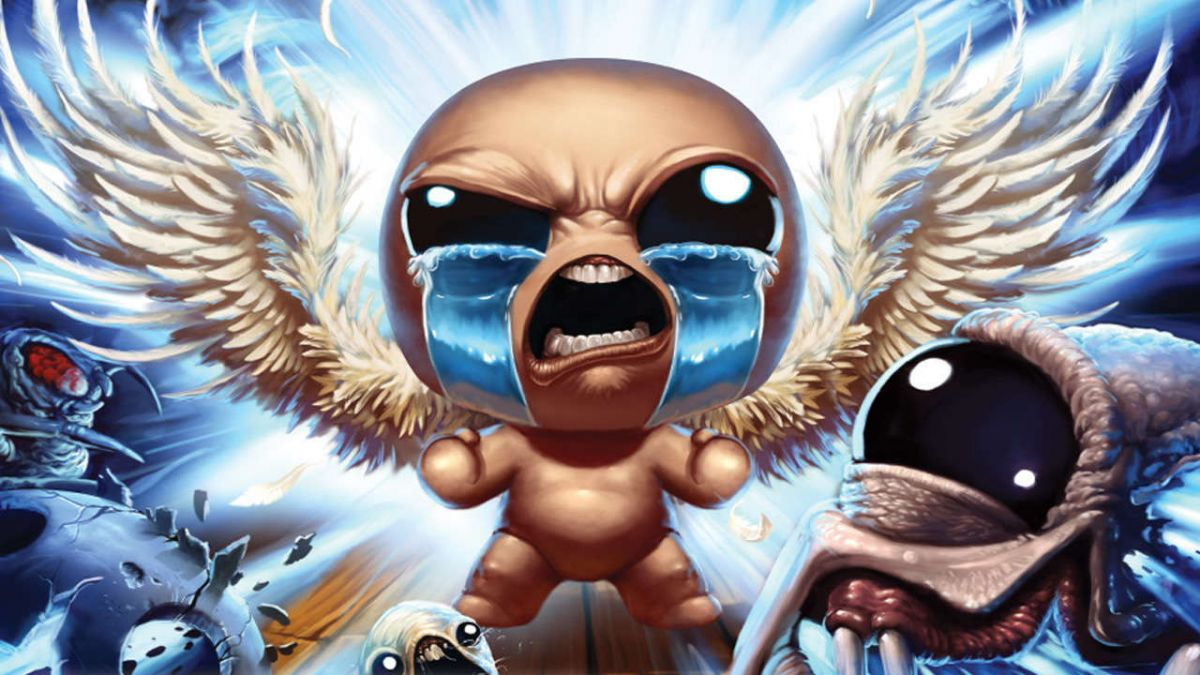 The binding of Isaac - cover