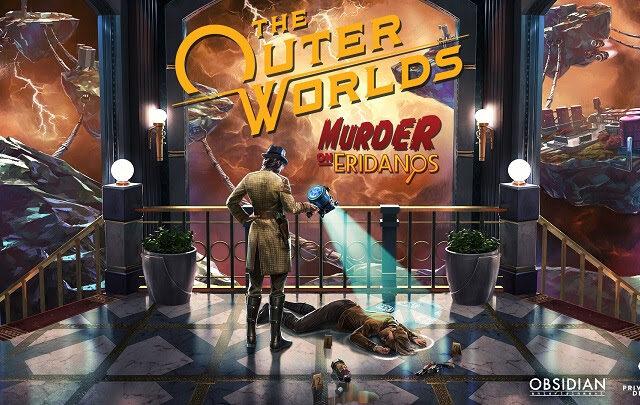 The Outer Worlds Meurtre sur Eridan keyart