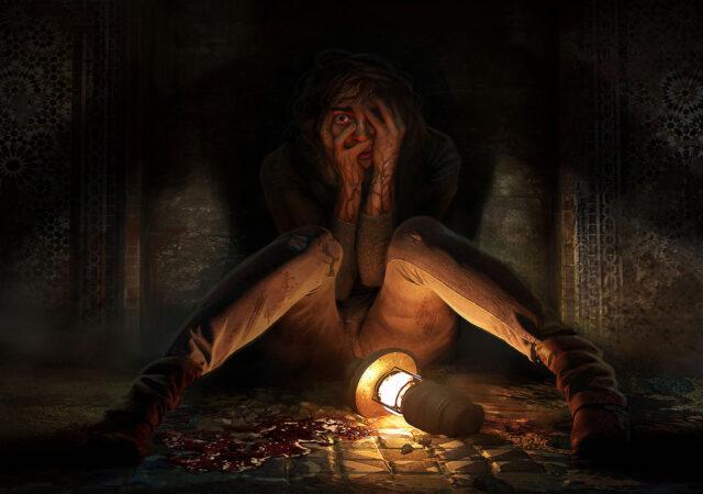 amnesia: rebirth artwork tasi
