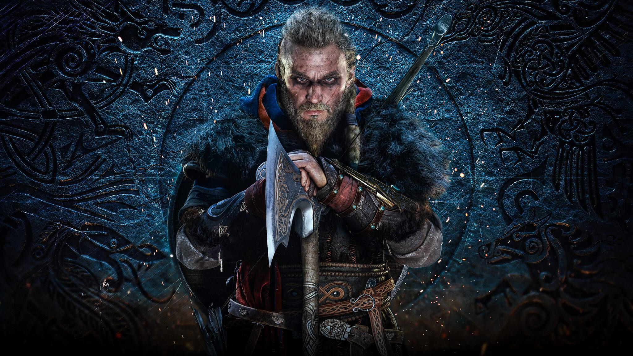 Assassin's Creed Valhalla art