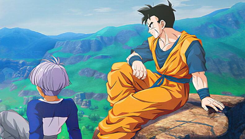 Dragon Ball Z: Kakarot Trunks & San Gohan