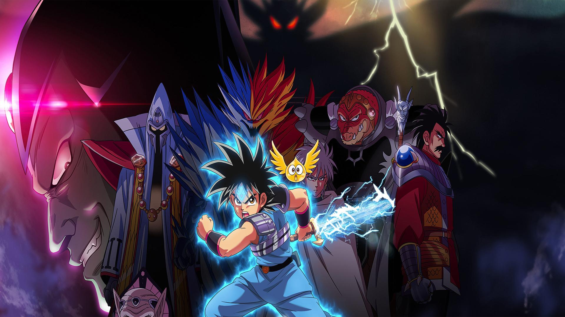 Dragon Quest The Adventure of Dai: A Hero's Bonds une