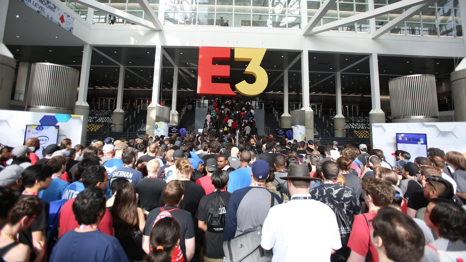 E3 2021 annulation