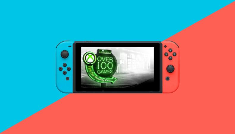 Nintendo Game Pass Microsoft