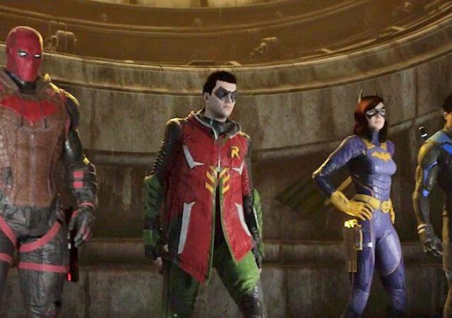 Gotham Knights héros