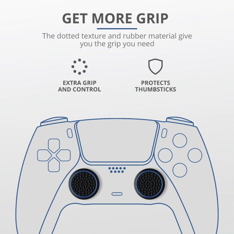 grips GXT 266 trust gaming