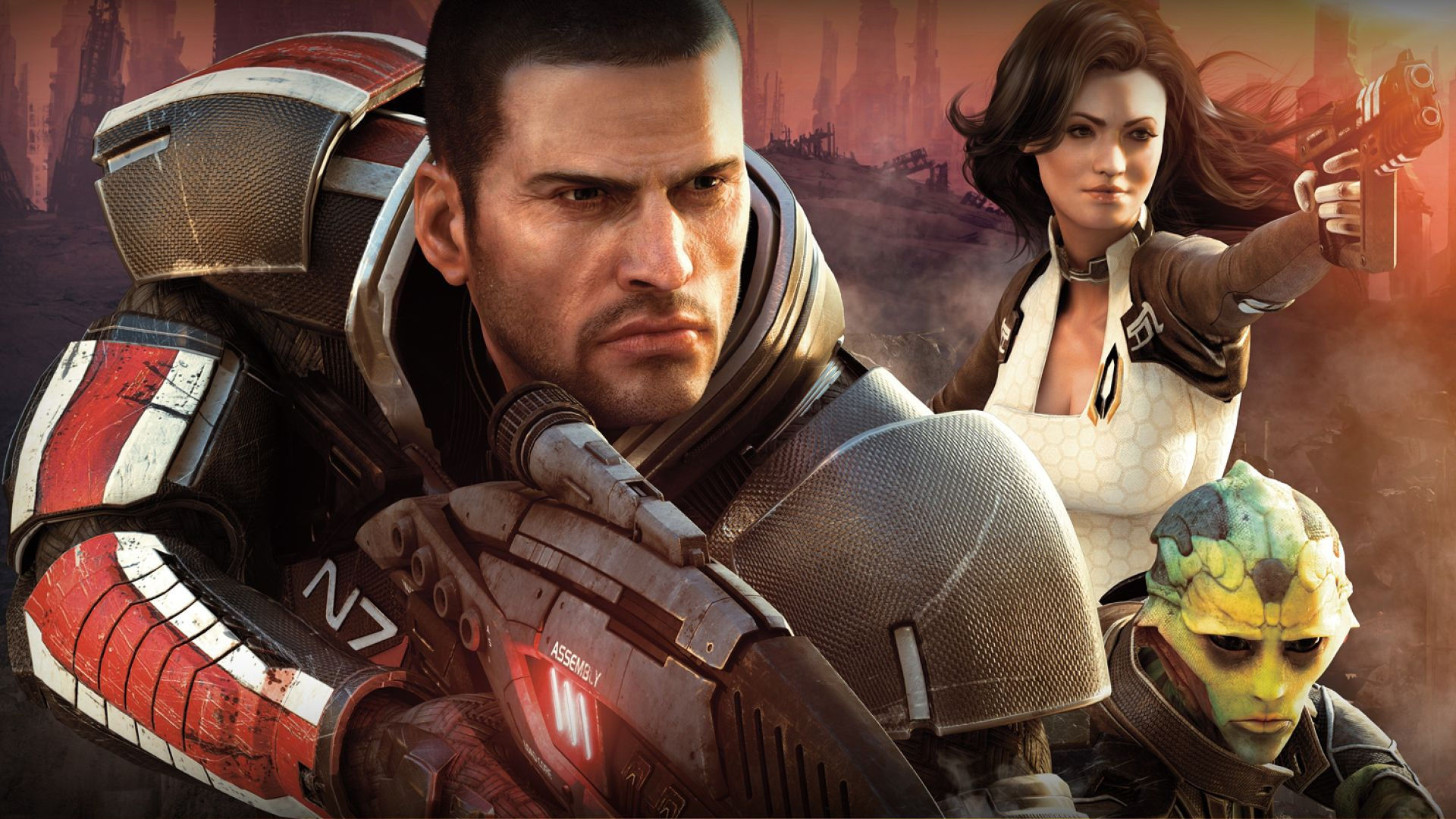 Mass Effect 2 Héros