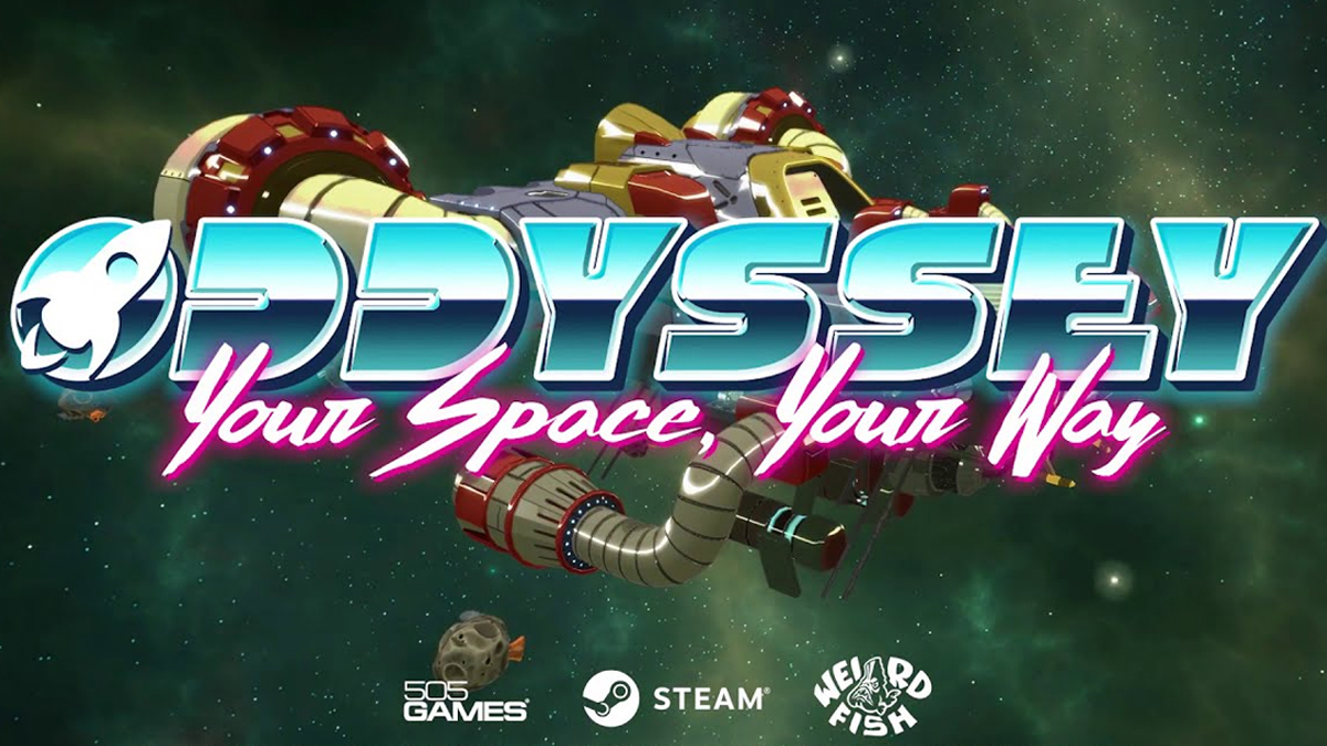 Annonce du jeu Oddyssey: Your Space, Your Way