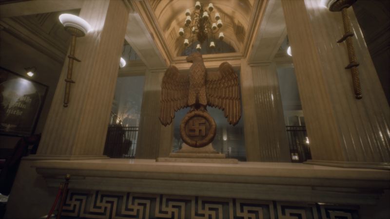 Paradise Lost aigle nazi