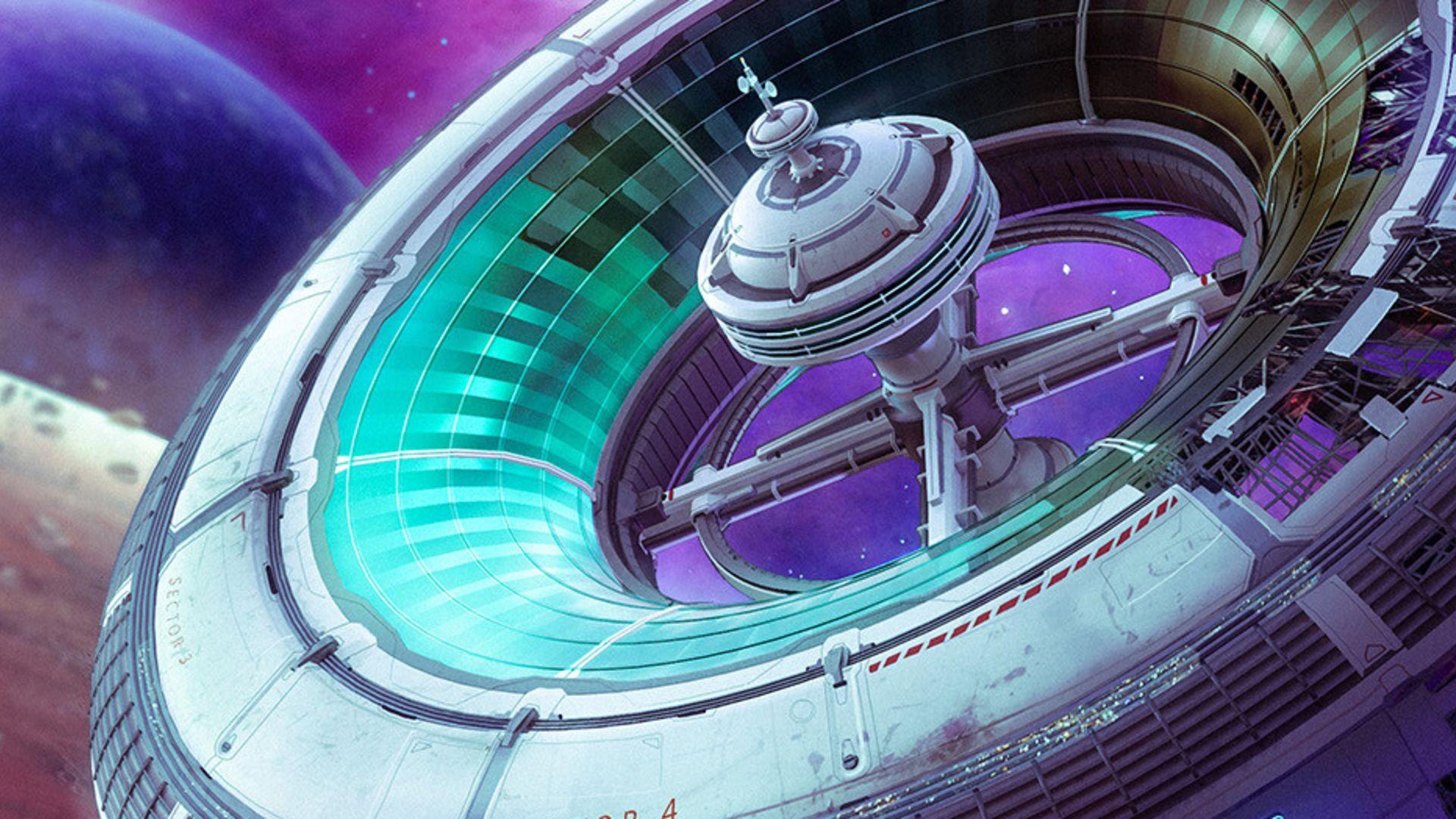 spacebase startopia artwork