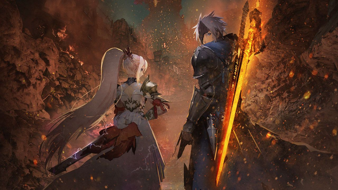 tales of arise - personnages