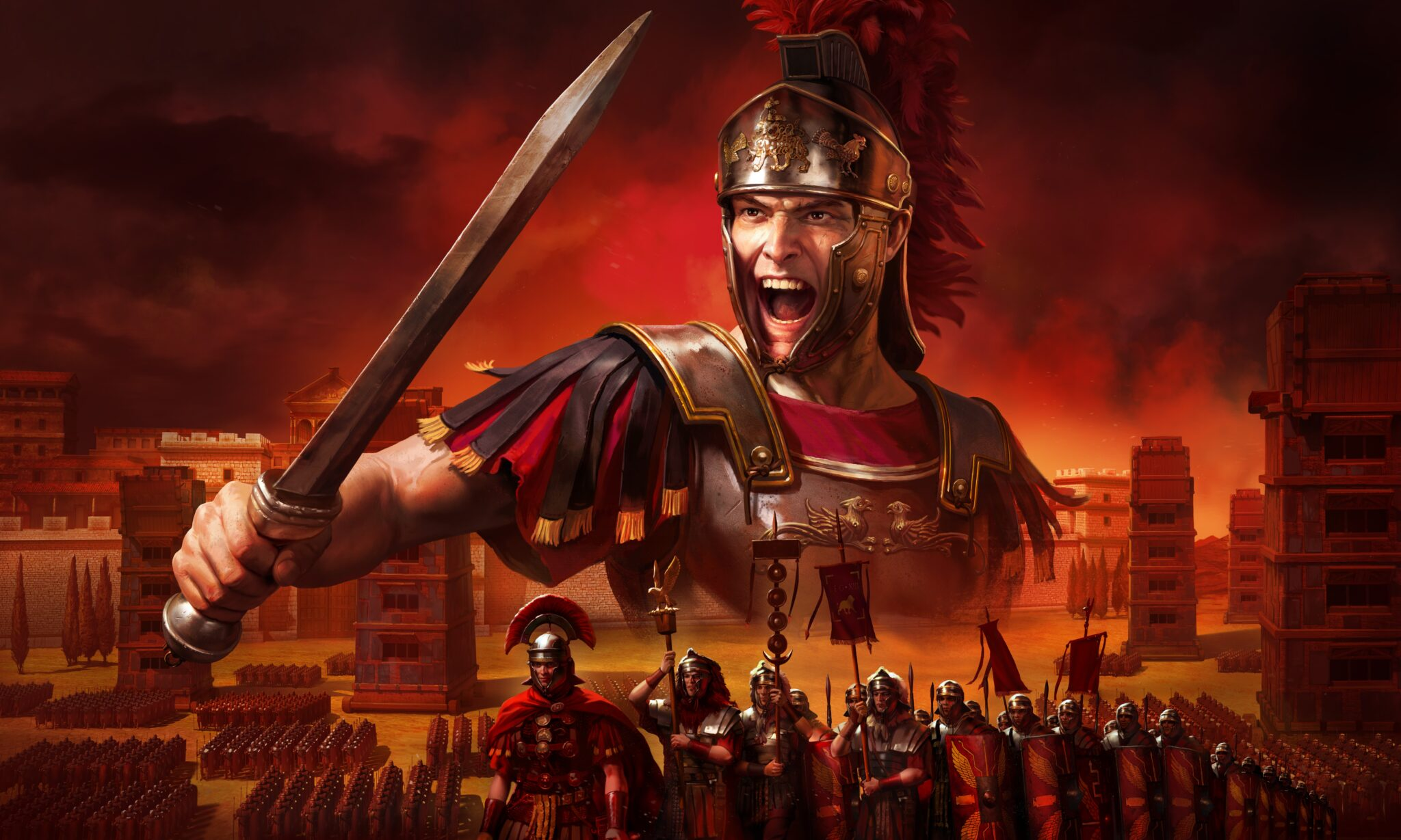 Total War: Rome Remastered artwork