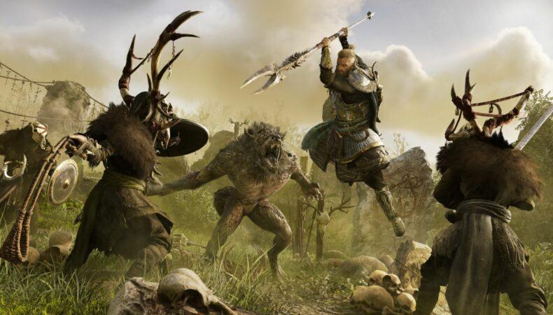 Assassin's Creed Valhalla La colère des druides Leaks