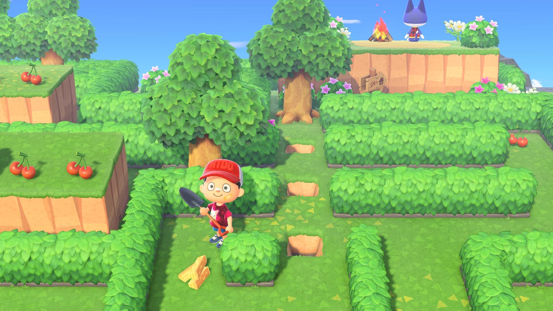 Animal Crossing New Horizons Mai