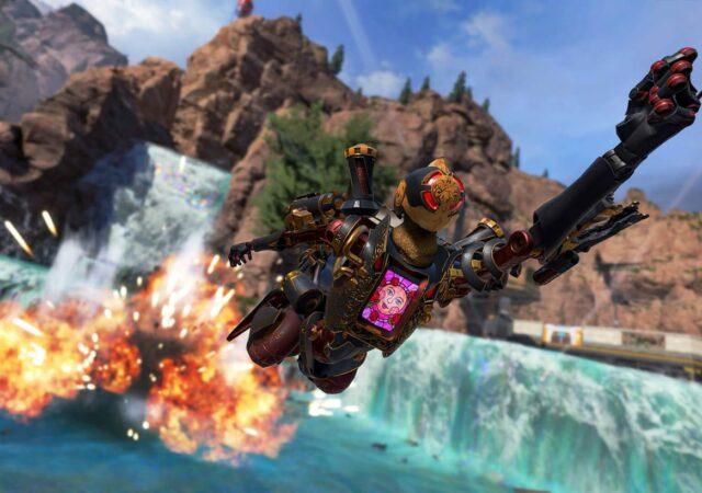 Apex Legends dévoile l'évènement Jeux de guerre