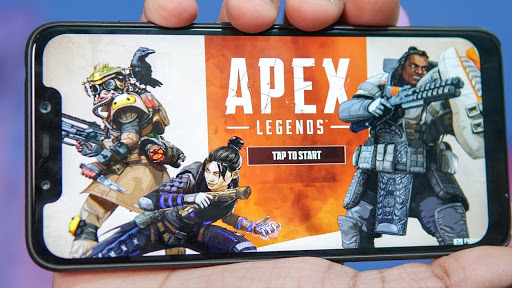 Apex Legends Mobile smartphone