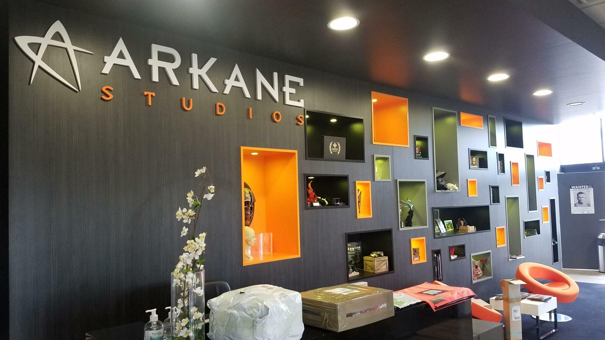 Arkane Studios Bureaux Lyon