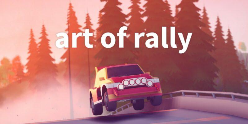 Art of Rally Logo