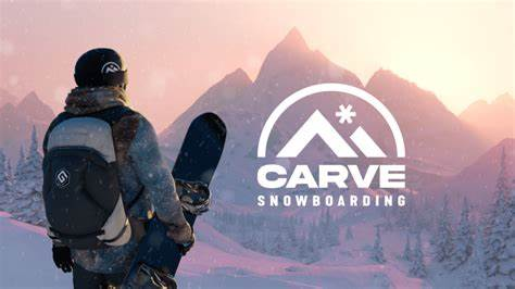 Carve Snowboarding Occulus