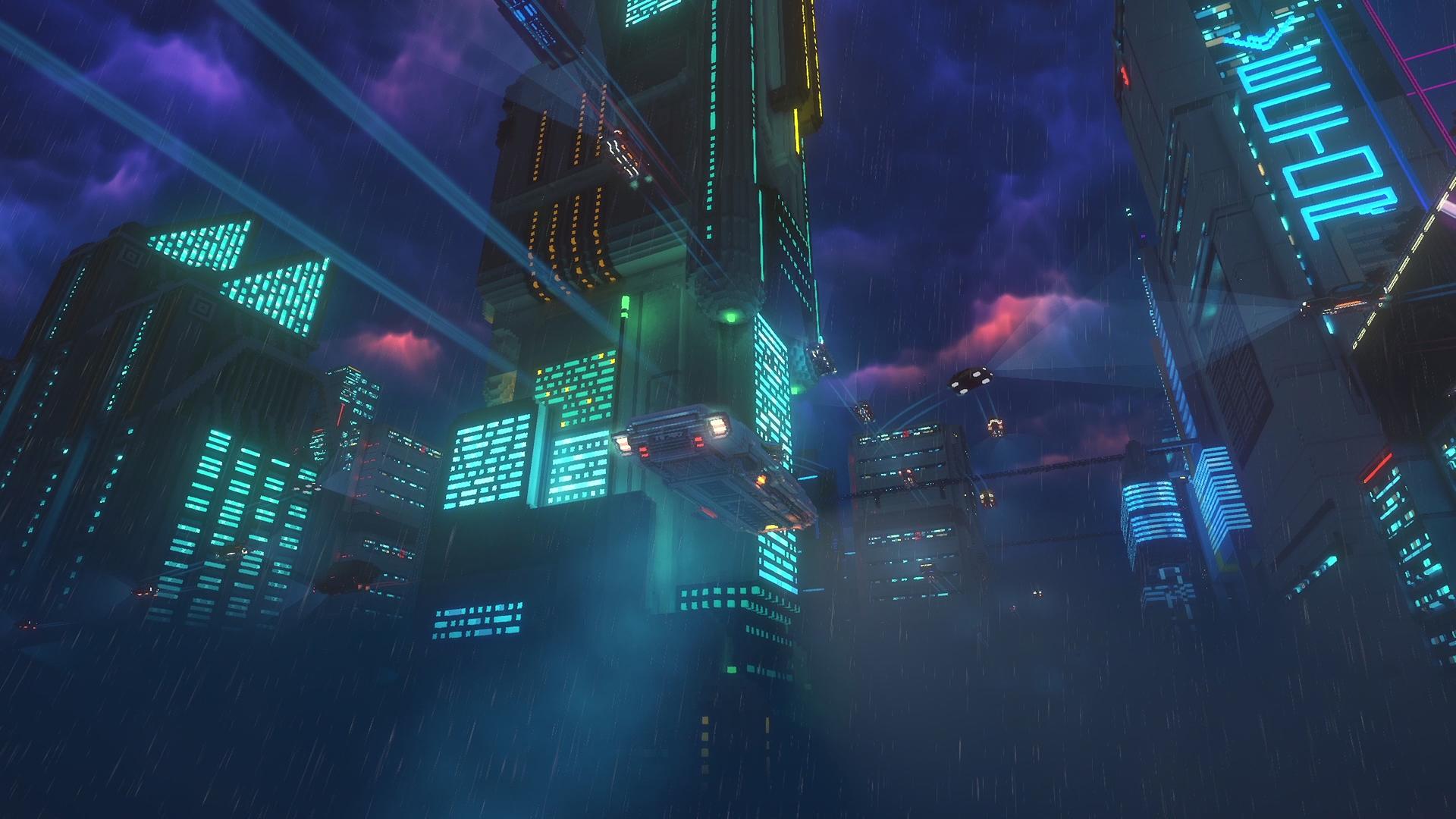 cloudpunk DLC