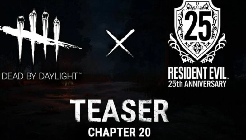 Dead By Daylight Resident Evil Logo
