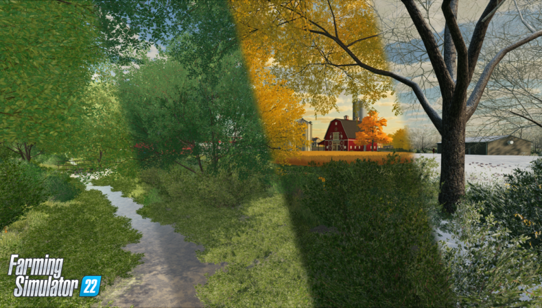 Farming Simulator 22 saison