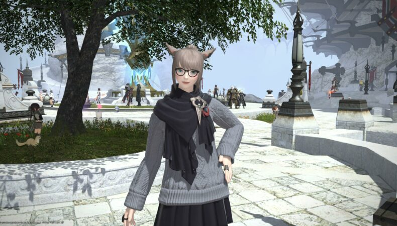 Final Fantasy XIV - Personnage