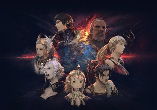 Final Fantasy XIV - illustration MAJ 5.5
