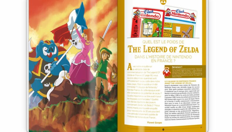Génération Zelda the legend of zelda