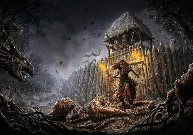 Annonce du jeu Gord