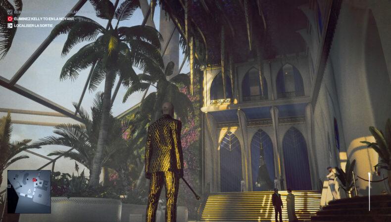 Hitman 3 DLC Dubaï