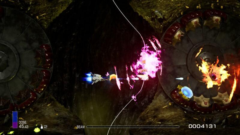 R-Type Final 2 niveau 5