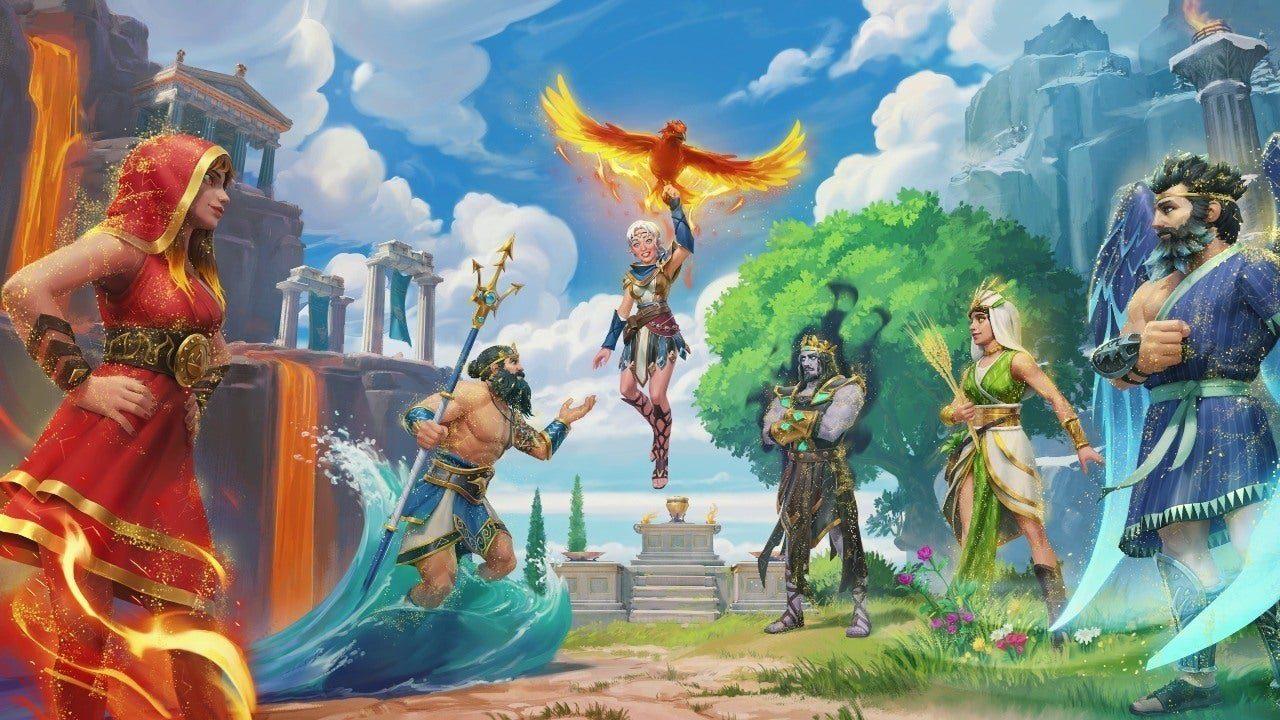 Immortals Fenyx Rising DLC 3