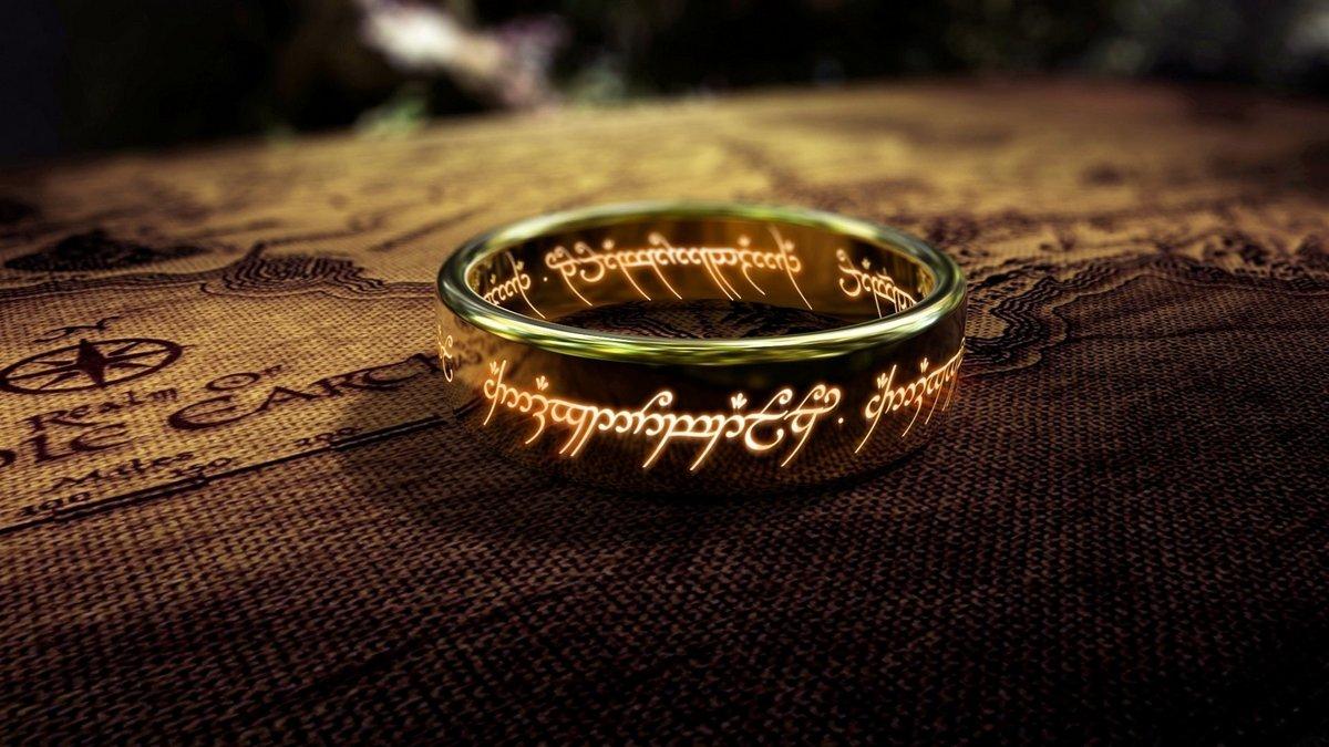 Le Seigneur des Anneaux anneau unique