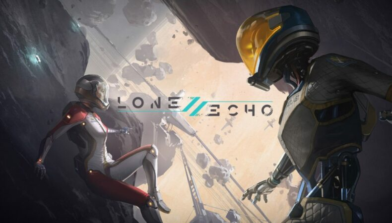 Lone Echo 2 annonce Occulus