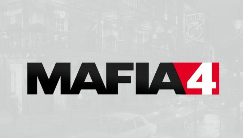 Mafia 4 Logo