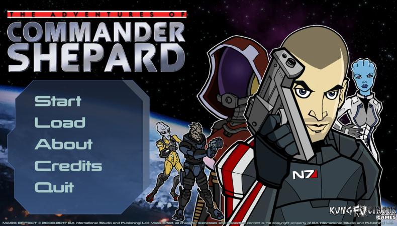 Mass Effect Point n Click Titre
