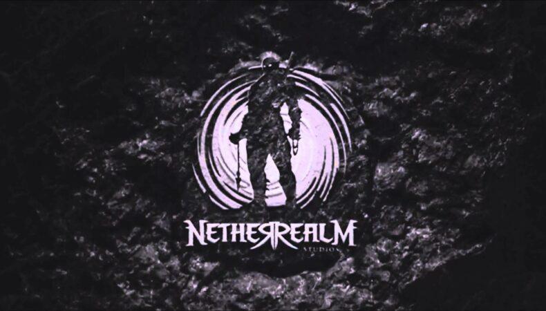 Mortal kombat netherrealm logo