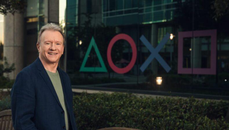 Playstation S.I.E Jim Ryan